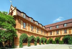 Bürgerspital Innenhof