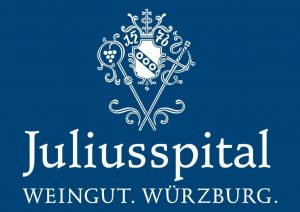 Juliusspital_Logo_blau_negativ (Web)
