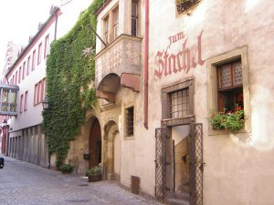 Weinhaus Stachel Fassade